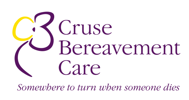 Cruse bereavement logo