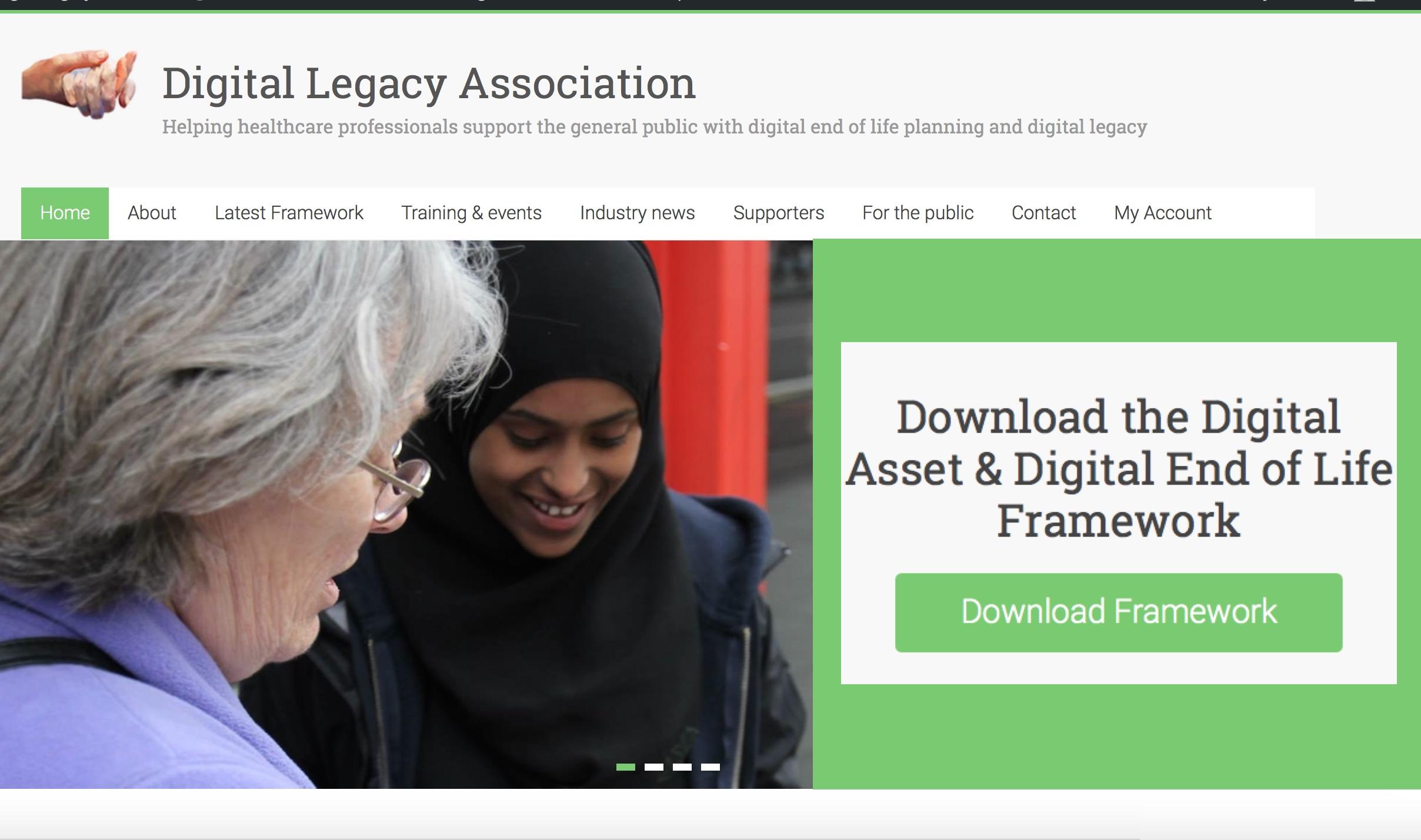 The Digital Legacy Association