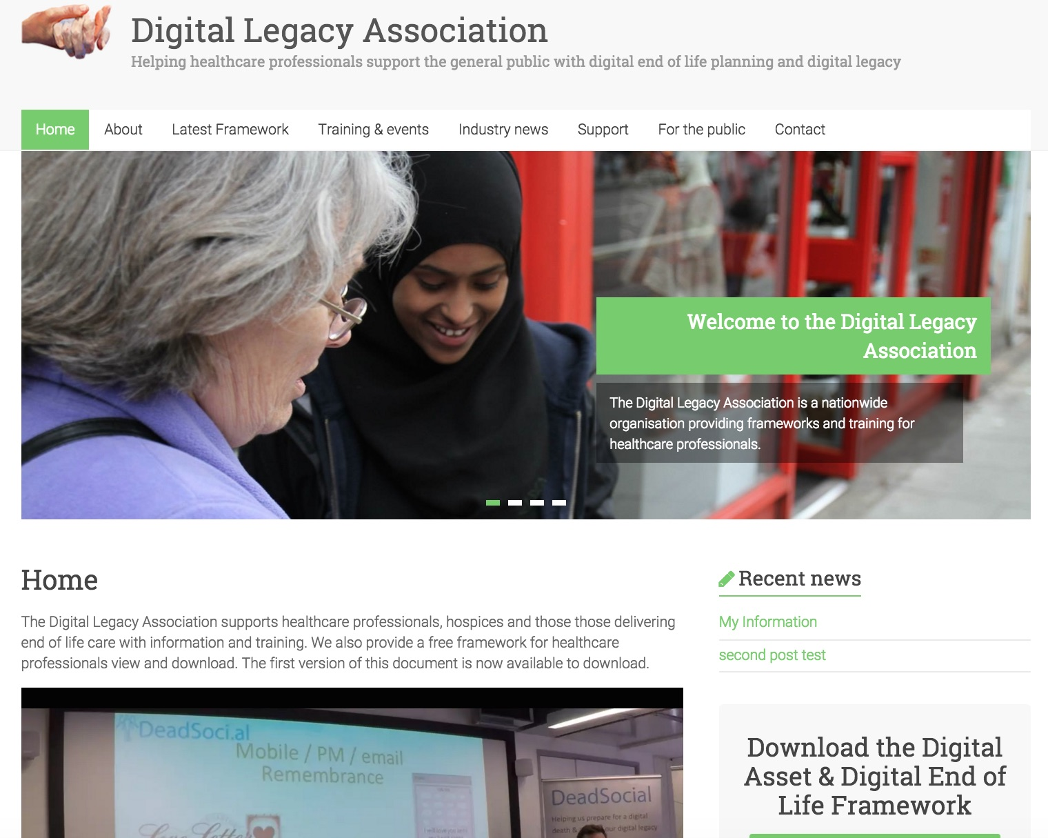 Digital Legacy Ass