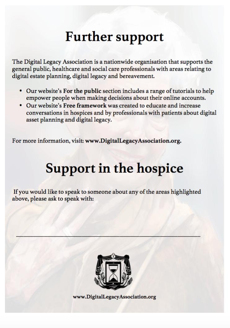 Digital Legacy Hospice