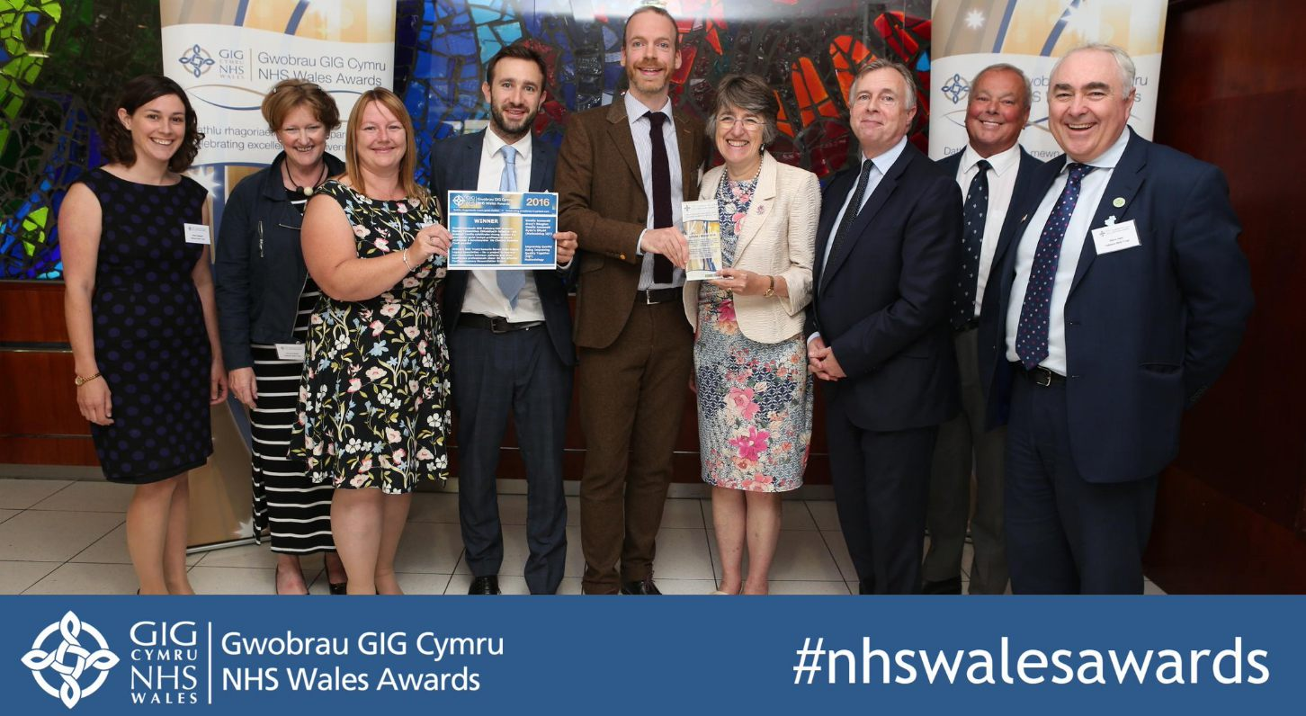 NHS Wales Awards