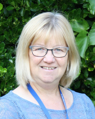 Ruth Sheridan – Director of Supportive Care, St Christopher's Hospice