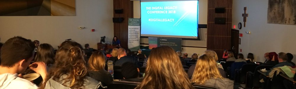Digital Legacy Conference 2018
