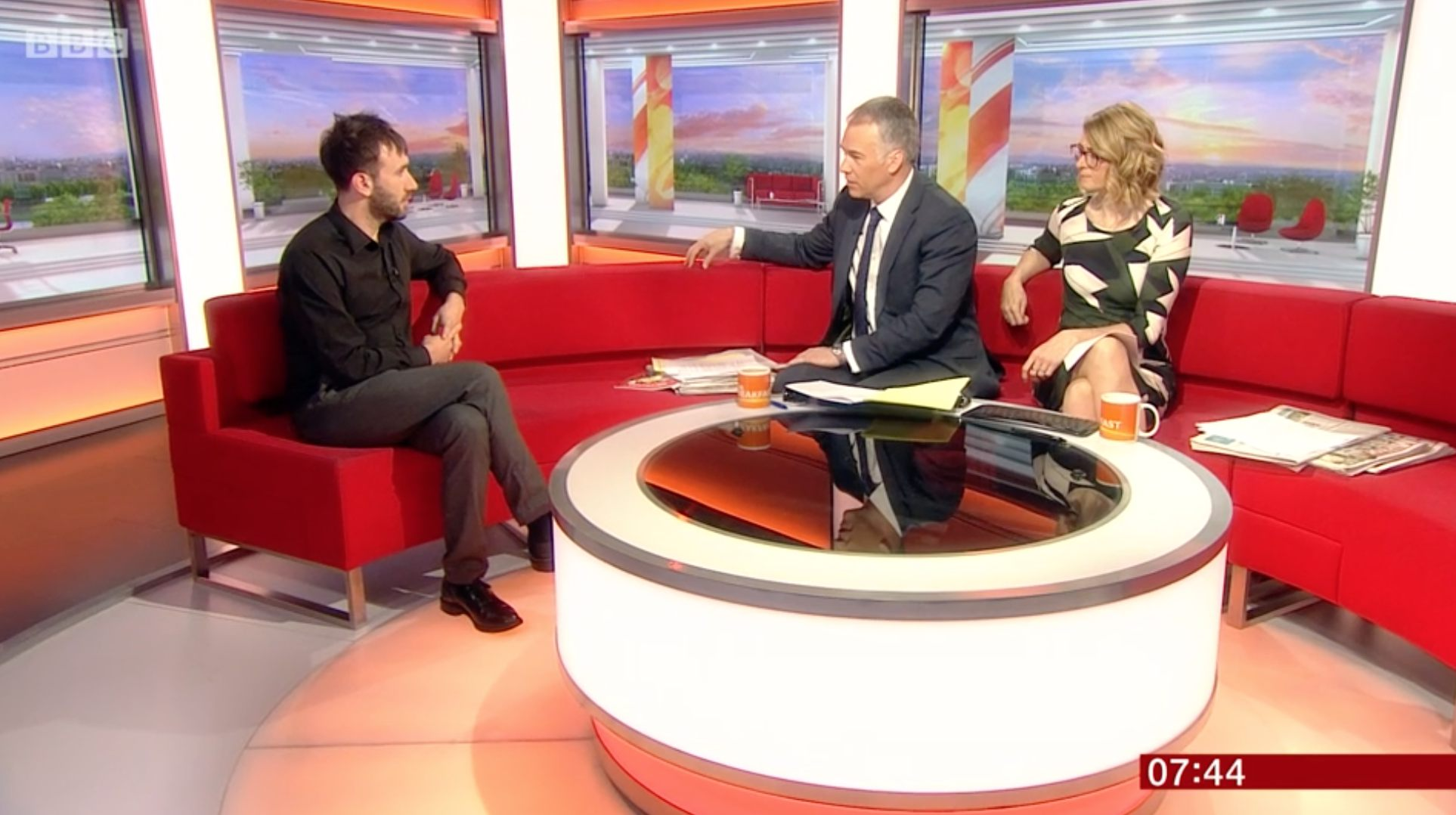 Founder James Norris on BBC Breakfast TV Show