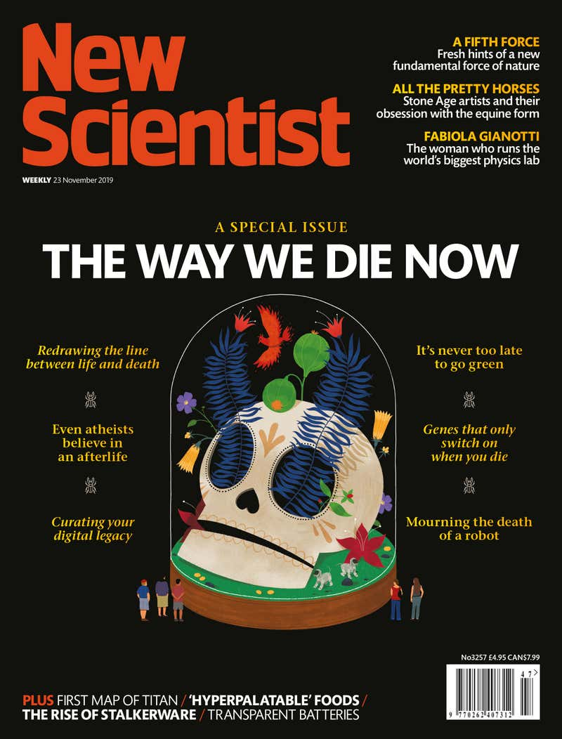 new scientist digital legacy associatio