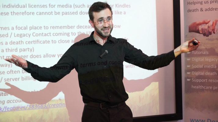 James Norris, Digital Legacy Association